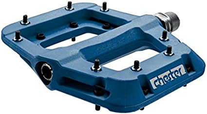 RaceFace Chester MTB Mountain Bike Pedal,Red