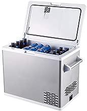 Aspenora 54-Quart Portable Fridge Freezer 12V Car Refrigerator Car Fridge with Compressor Touch Screen for Vehicle Truck RV Camping Travel Outdoor Driving, -4? ~ 68?, 12/24V