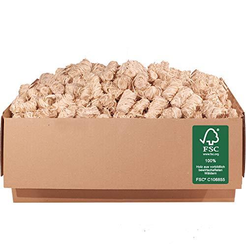 ORANGE DEAL Premium 10kg Öko-Anzündhilfe Kaminanzünder Ofenanzünder FSC® 100%