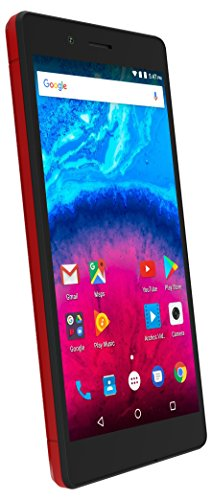 Archos Core 50 Smartphone da 16 GB, Rosso