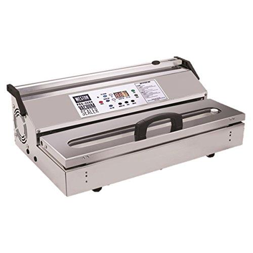 Weston 65-0901-w Pro-3500 Commercial Grade Vacuum Sealer, 15' bar, Stainless Steel