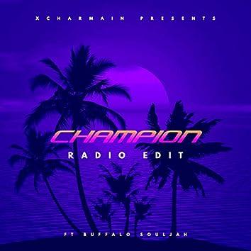 Champion ( Radio Edit)