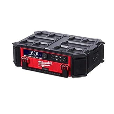 Milwaukee M18 Heavy Duty PACKOUT Bluetooth Radio