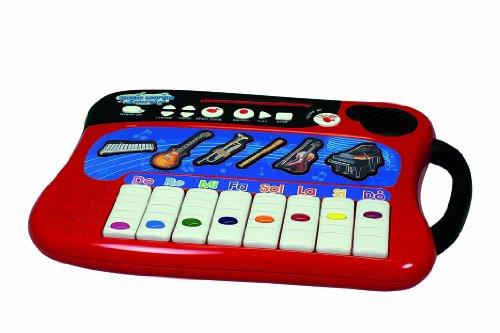 Simba 106833304 - My Music World Keyboard Schule