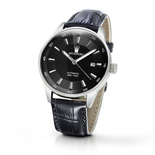 Astboerg Herren Armbanduhr AT841S