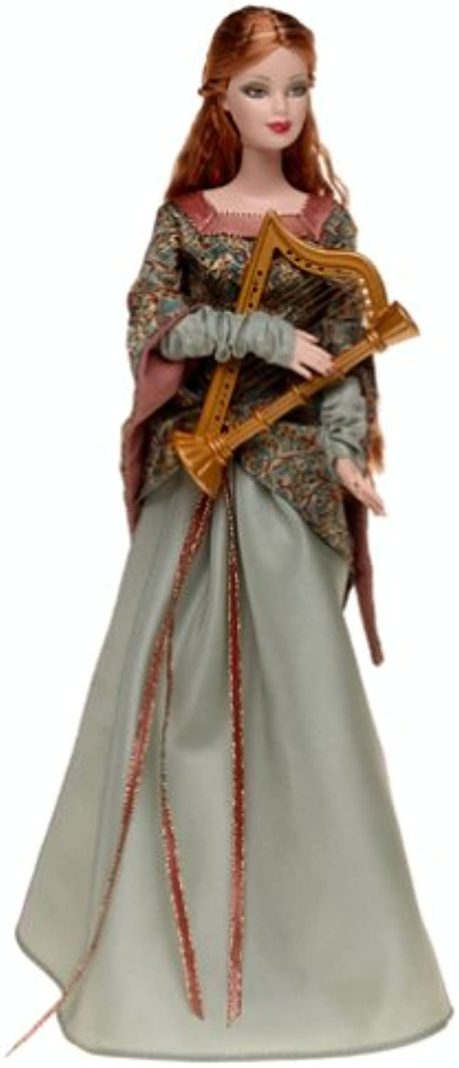 Barbie Legends of Ireland Limited Edition the Bard