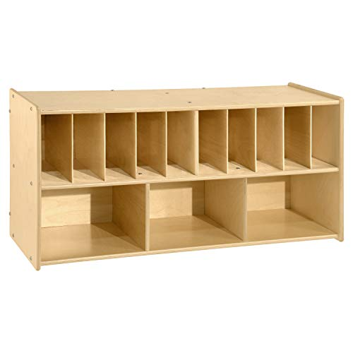 Top 10 best selling list for daycare storage units
