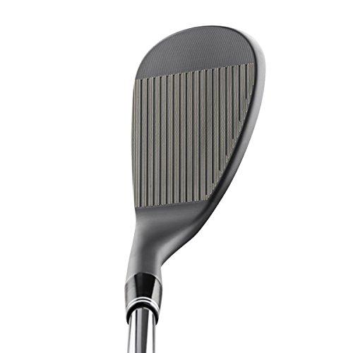 Product Image 3: Cleveland Golf Men's RTX-3 VLG Wedge, Left Hand, Steel, 60 Degree, Black Satin
