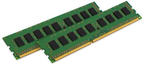 Kingston KVR13N9S8HK2/8 Arbeitsspeicher 8GB (DDR3 Non-ECC CL9 DIMM Kit, 240-pin, 1,5V)
