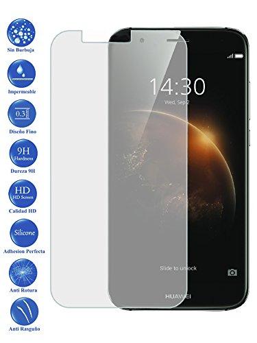 Todotumovil Protector de Pantalla Huawei Ascend GX8 de Cristal Templado Vidrio 9H para movil