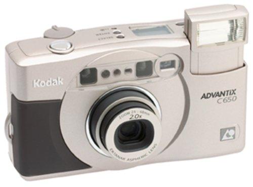 Kodak C650 Advantix Zoom APS Camera
