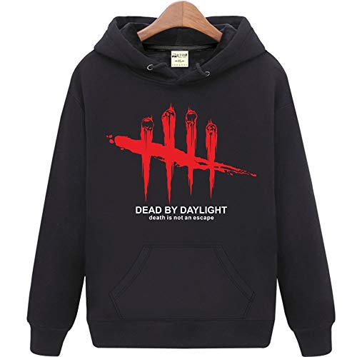 ACBANANA Sweat à Capuche pour Femmes, Dead by Daylight à Capuche Adulte, Sweat-Shirt à Manches Longues