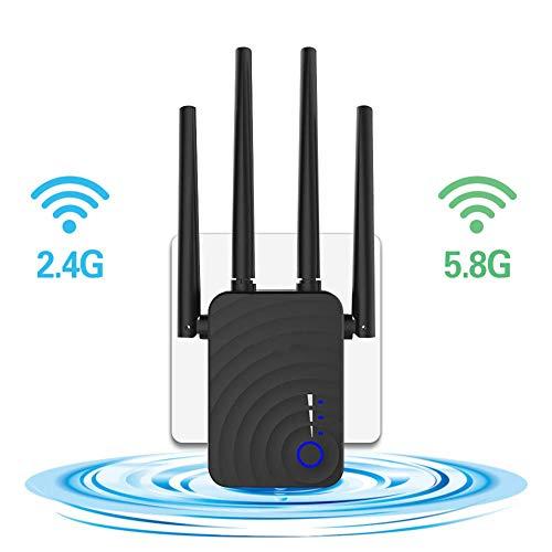 MEILINL AC1200 Dual Band WiFi Range Extender Repetidor WiFi/Modo Punto De Acceso...