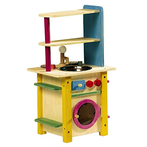 Small foot company - 1142 - Mobilier De Poupée - Cuisine - All in One