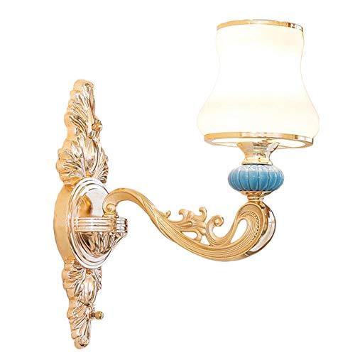 SACYSAC wandlamp kristal woonkamer slaapkamer lamp wandlamp keramiek scheepslamp vloerlamp