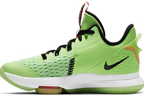 Nike Lebron Witness 5, Unisex-Erwachsene Basketballschuhe, Grün - grün - Größe: 39 EU