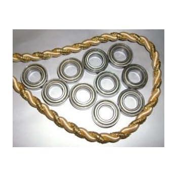 6904ZZ Bearing 20x37x9 Shielded Ball Bearings