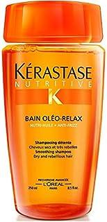 Kerastase Nutritive Bain Oleo-Relax Smoothing Shampoo, 250ml