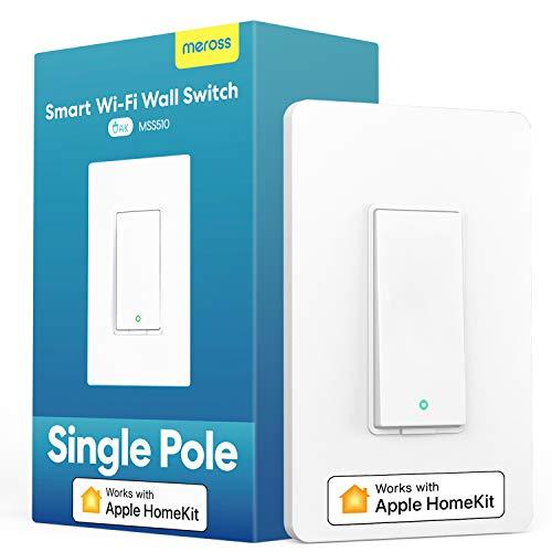 Meross HomeKit Smart Light Switch