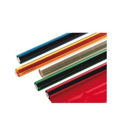 Margok - Papel Celofán Margok Amarillo 50 x 65 cm Rollo x 25 Pliegos