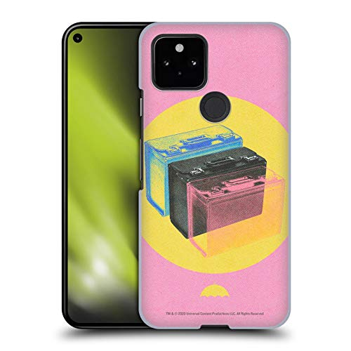 Official The Umbrella Academy Suitcase Season 2 Graphics Hard Back Case Compatible for Google Pixel 5