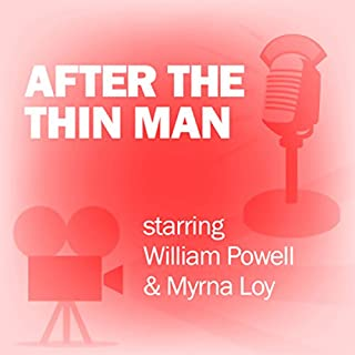 After the Thin Man (Dramatized) cover art