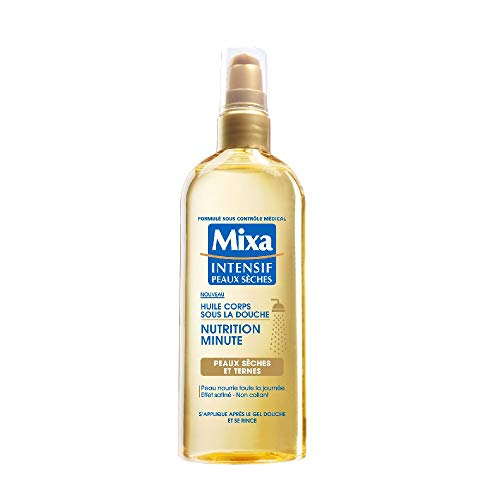 MIXA - Huile sous la douche - Nutrition Minute - 150ml
