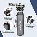 Zoom IMG-2 newdora 1000ml bottiglia acqua borraccia