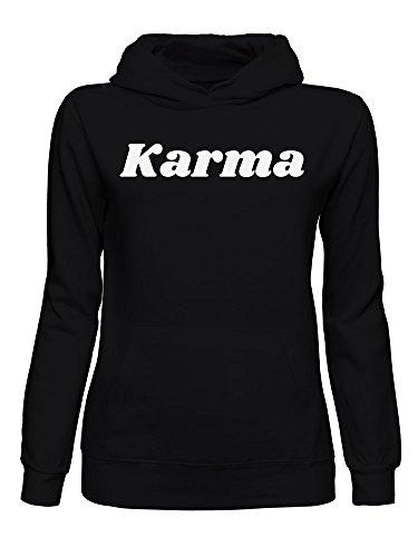 Karma Kapuzenpulli für Damen XX-Large