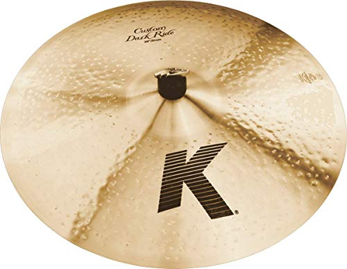 Zildjian K Custom 20' Dark Ride Cymbal
