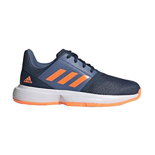 adidas CourtJam xJ, Zapatillas de Tenis, AZMATR/NARCHI/AZUTRI, 36 EU