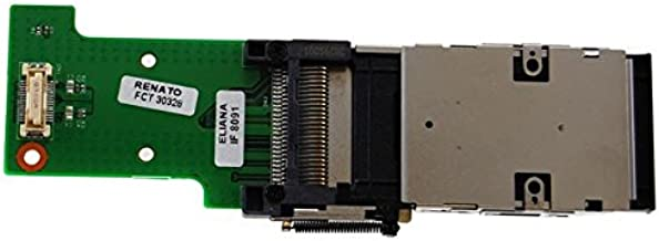 Dell Inspiron 1545 1546 Laptop Pcmcia Card Reader Slot Board 48.4AQ05.011