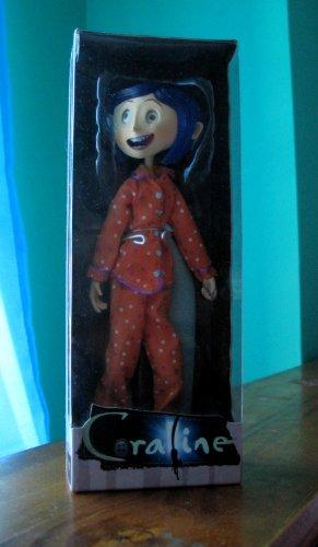 NECA Coraline Bendy Doll in Pajamas