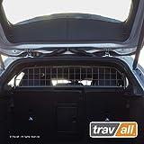 Travall Guard Griglia Di Protezione Compatibili Con Mercedes-Benz Classe GLA (2013-2019) TDG1461 – Griglia Divisoria Specifica In Acciaio Dolce