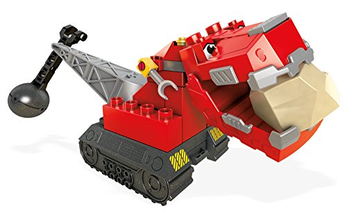 Mega Construx Dinotrux Ty Rux Vehicle