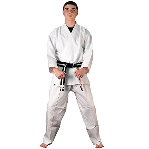 Tiger Claw 6 OZ. Ultra Light Weight Karate Uniform - Size 2