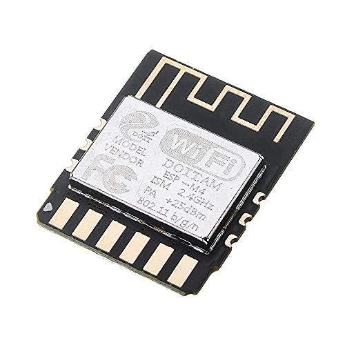 Componentes de la computadora Accesorios eléctrico 5pcs transmisión transparente Fireware ESP-M4 Módulo...