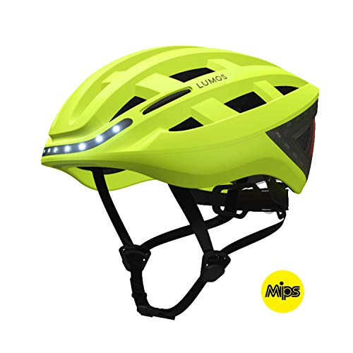 Lumos Kickstart MIPS Helm Electric Lime 2020 Fahrradhelm