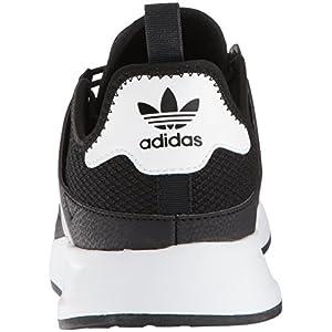 adidas Originals Men's X_PLR Sneaker, Black/White/Black, 10