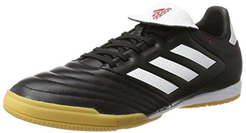 adidas Copa 17.3 In, Botas de fútbol para Hombre, Negro (Core Black/FTWR White), 40 2/3 EU