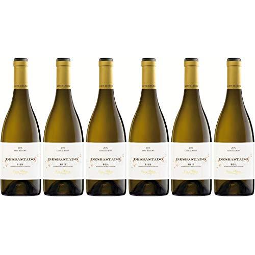 Viura Y Malvasia Vino Blanco Luis Alegre - 6 Botellas - 4500 ml