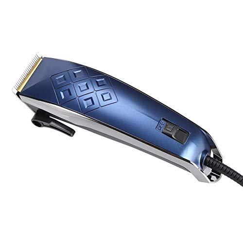 Elektrische tondeuse, haarknipset Professionele tondeuse voor volwassen kind Kapseltrimmer Set met Engelse handleiding 220V