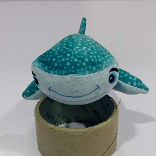 Original Finding Dory Destiny Whale Shark Soft Cute Kawaii Stuff Peluche De Juguete Bebé Regalo De Cumpleaños 22Cm