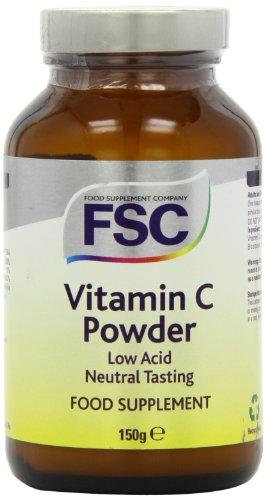 FSC Vitamin C Powder Low Acid 150g