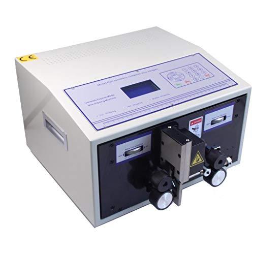 ZGQA-GQA Máquina de pelado de alambre automático de computadora SWT508C Cable de corte engarce y pelado de 0.1 a 2.5mm2 (Voltage : 220V)