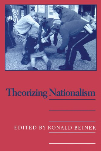Theorizing Nationalism (Suny Series, Political Theory) (SUNY Series in Political Theory: Contemporary Issues)