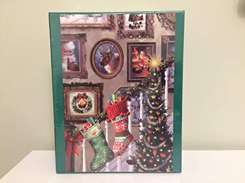 Brother Sister Design Studio Christmas Party Oversized Party, 1000 Pieces