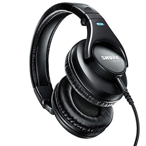 Shure SRH440-BK-EFS - Auriculares de diseño cerrado, para estudio y...
