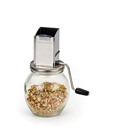 RSVP Endurance Vintage Inspired Nut Grinder
