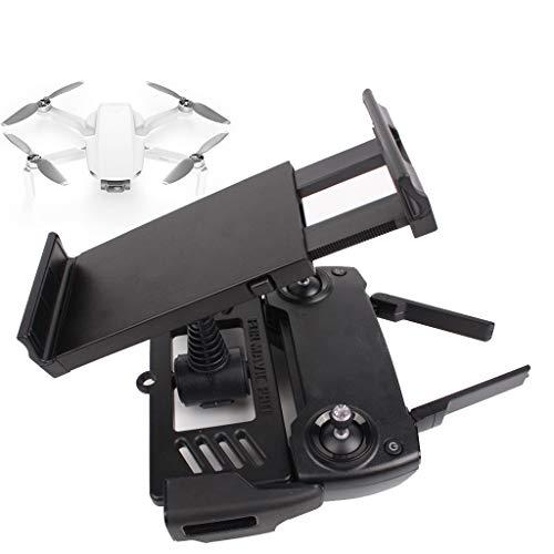 CUEYU Tablet Ständer Halter Extender Kompatibel mit DJI Mavic Mini Drone, 360° Einstellbarer Extender Vordere Halterung Tablet Halter für DJI Mavic Mini/Zoom/PRO/AIR